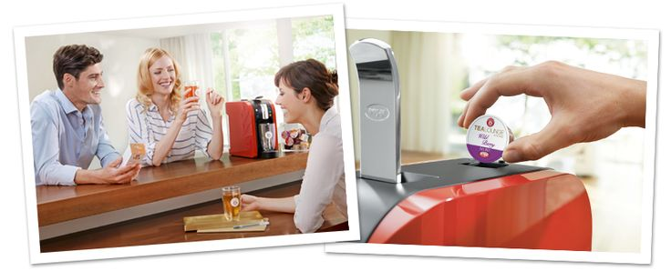 TEEKANNE TEALOUNGE System – perfekter Tee auf Knopfdruck! Tester gesucht #Konsumgöttinnen #kgteekanne