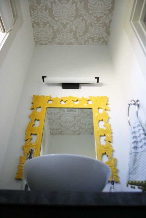 wallpaper ceiling designs pop - photo #9
