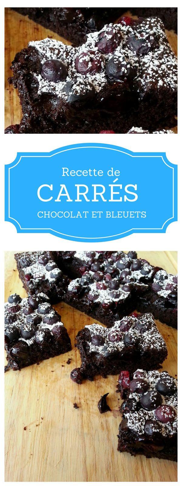 #chocolat #bleuet