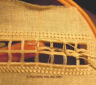 El placer de Los bolsos de bordado