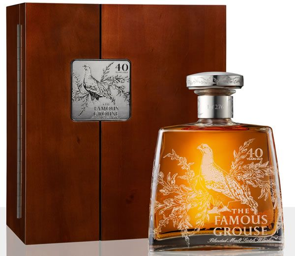 The Famous Grouse whisky - special edition