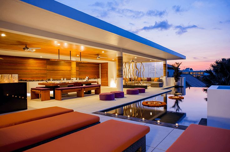 From the moment you step inside Muse, you cannot help but be impressed by this stunning contemporary villa.