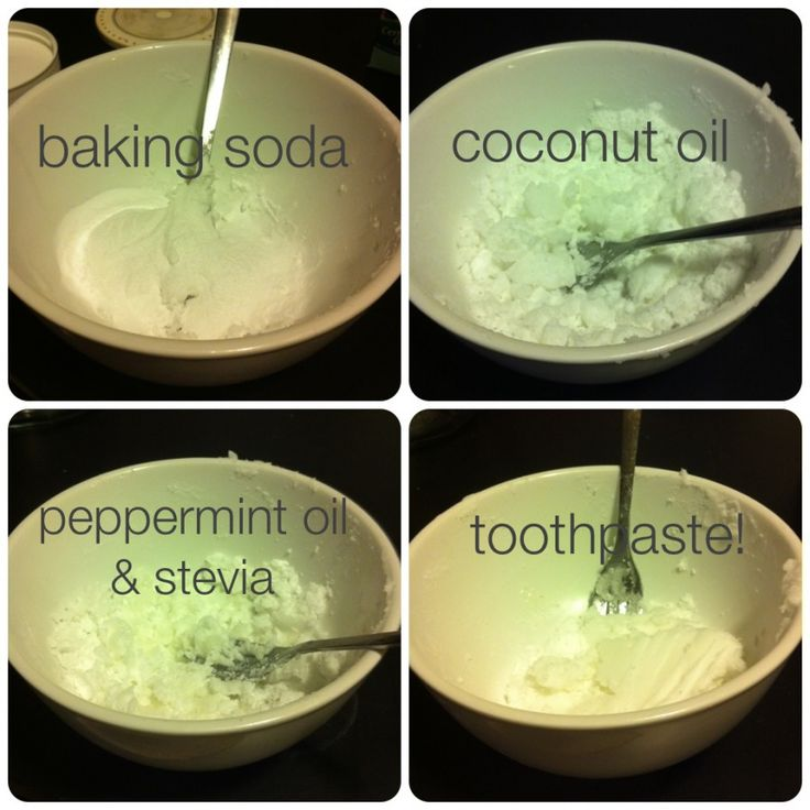 homemade tooth paste 3 tbsp coconut oil 3 tbsp baking soda 20 25 drops of peppermint oil 1. Black Bedroom Furniture Sets. Home Design Ideas
