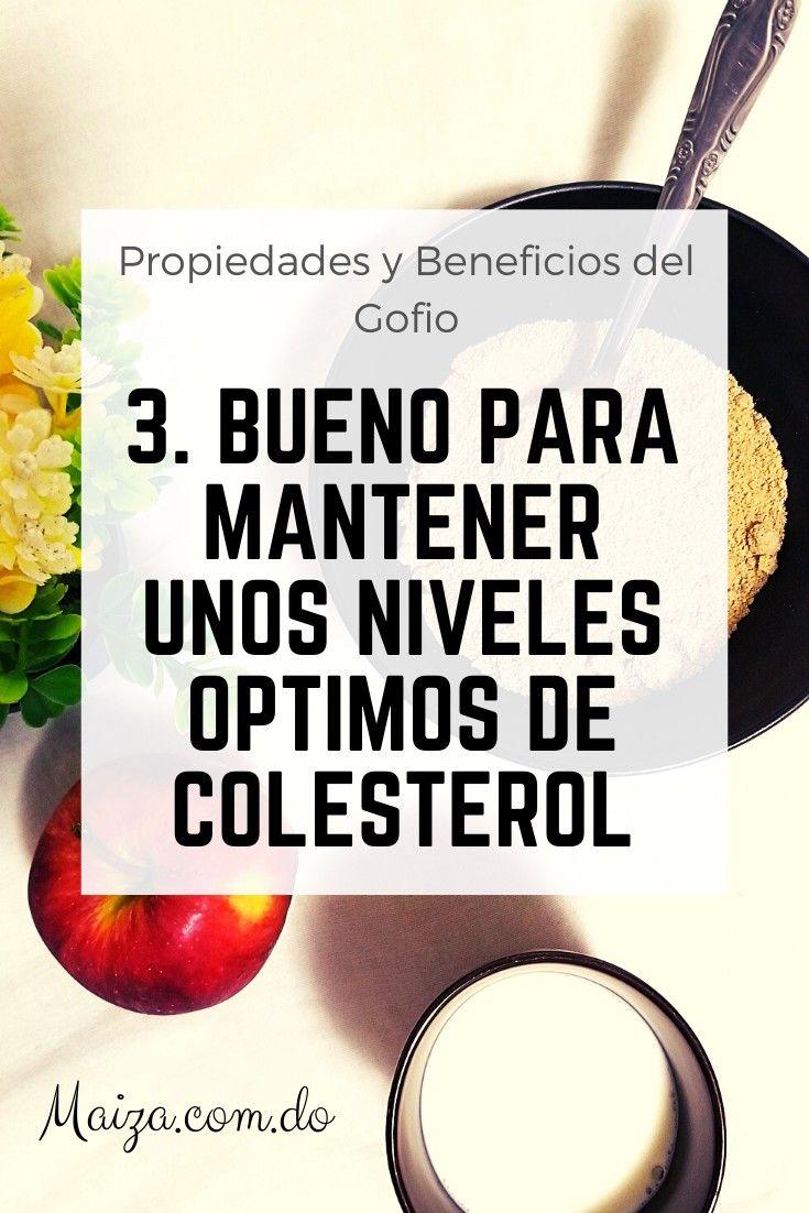 Gofio El Superalimento En 2020 Vitaminas Y Minerales Los Niveles De Colesterol Hidratos De Carbono Complejos
