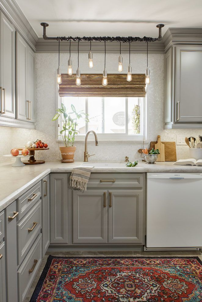 Country Gray Kitchen Cabinets 7 Best Kitcen Sink Off Center Faucet Images On Pinterest