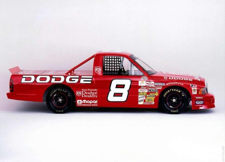2002 Dodge Ram NASCAR Craftsman Truck Series