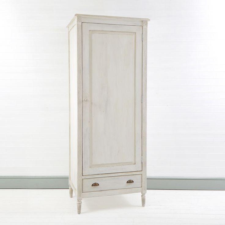 Eliza Single Door Wardrobe