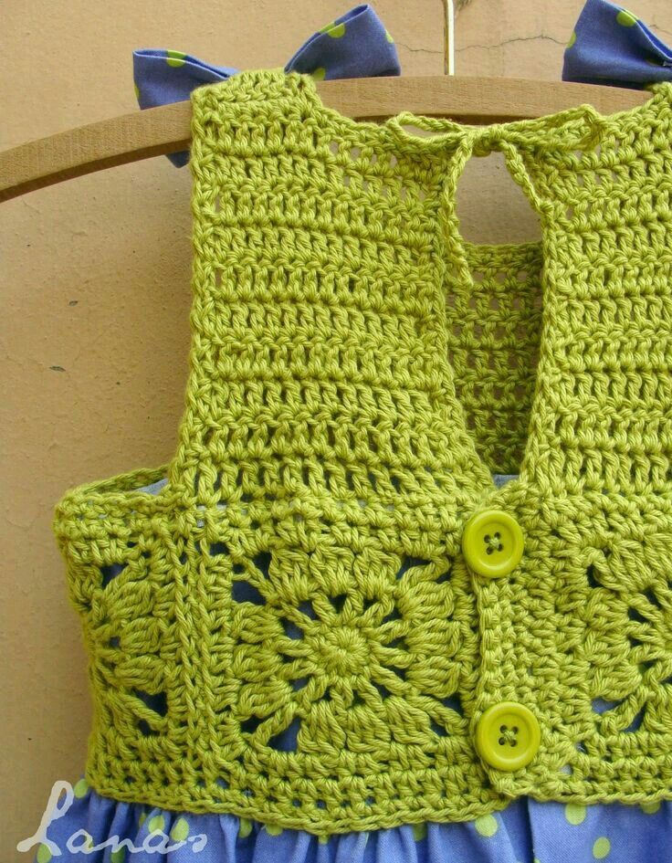 Crochet..tig işi..kiz cocuk elbisesi..knitting