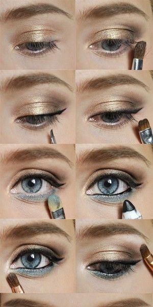 Dagelijks doe ik mijn make-up. Ik deel mijn hele make-up routine alleen niet op het internet.