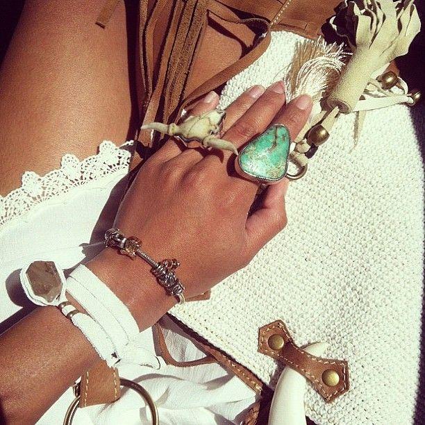 Bohemian accessoiries
