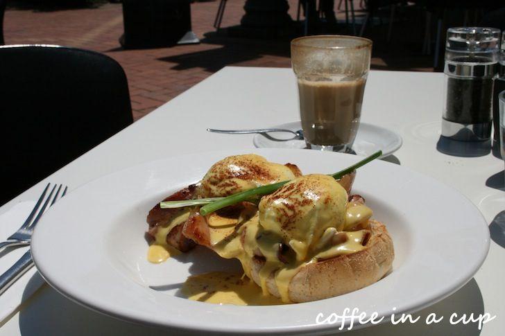 breakfast/brunch at 'lime' in rotorua, new zealand