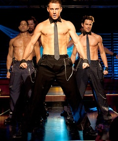 """Channing Tatum Shows Stripper Dance Moves on """"Today"""""""