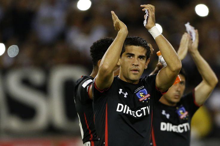 Remerciement des joueurs au supporters #9ine @ColoColo