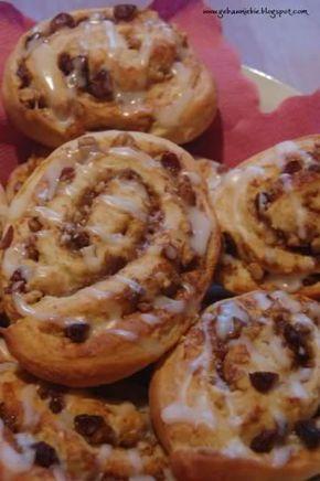 Gęba w niebie blog o słodkich wypiekach i deserach: Papatacze