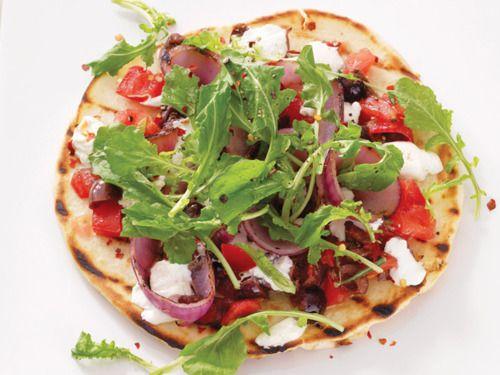 ... pita pizza recipe two peas avocado pita pizza with cilantro sauce pita
