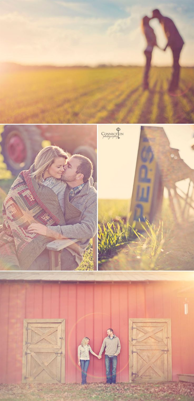 I really wish I was related to a fantastic photographer who could make us look this good ♥