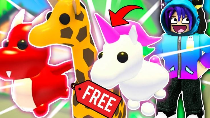 How To Get Free Legendary Pets In Roblox Adopt Me New