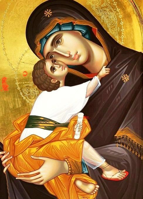 Rugăciune către Maica Domnului, acoperitoarea și grabnica noastră ajutătoare