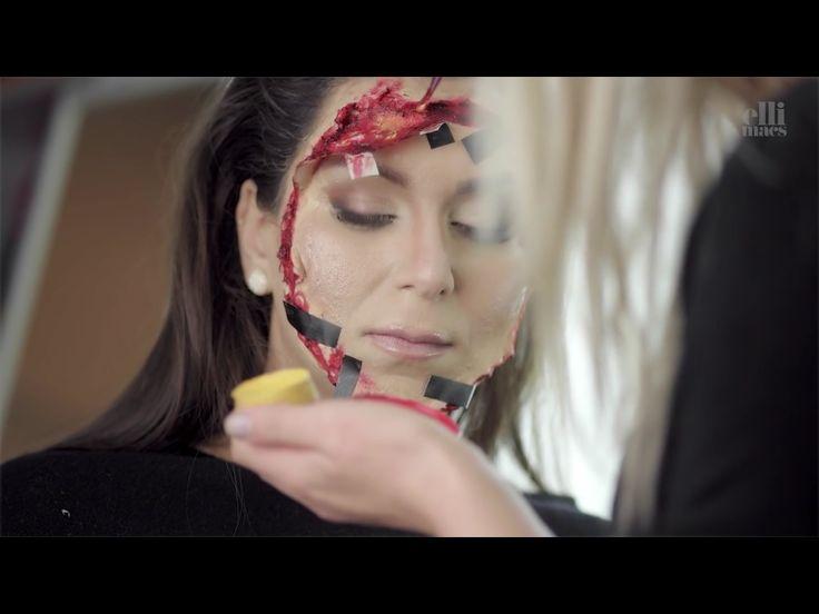 Kim K makeup sfx
