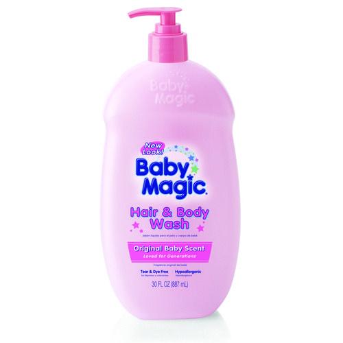 Amazon Com Baby Magic Gentle Hair And Body Wash Original