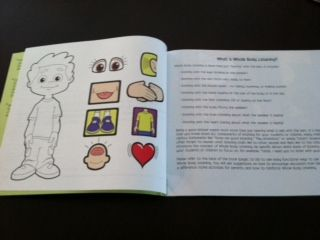 Speech Time Fun: Whole Body Listening Larry Books! ((product review!!))