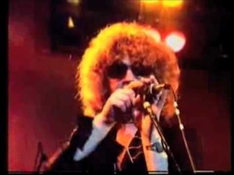 Ian Hunter and Mick Ronson - Once Bitten Twice Shy 1975 promo STEREO SOUND   i wish i knew you when you were a child