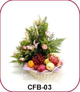 Buket buah - Toko bunga mawar jakarta Tlp.02180293286