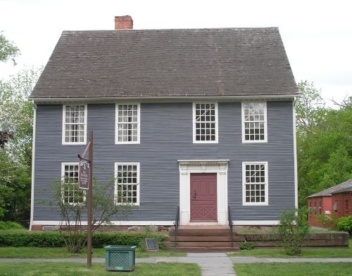 Best Colonial House Exteriors Ideas On Pinterest Federal