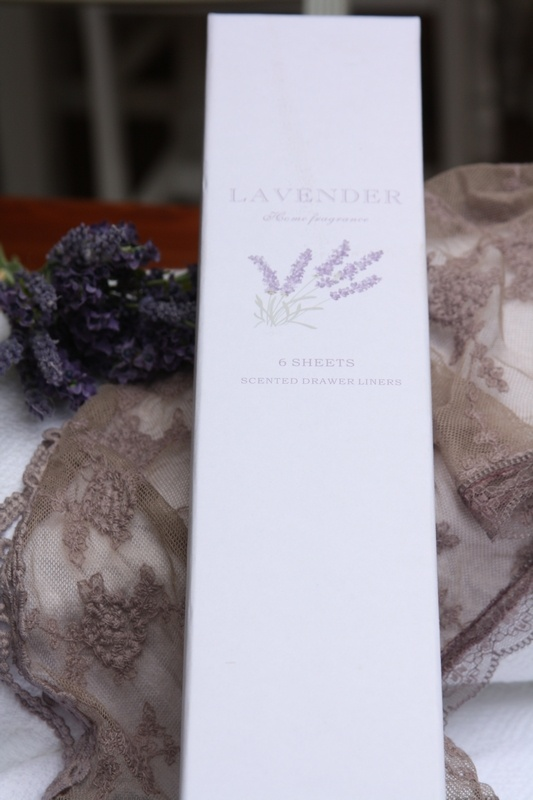 Lavender Drawer Liners