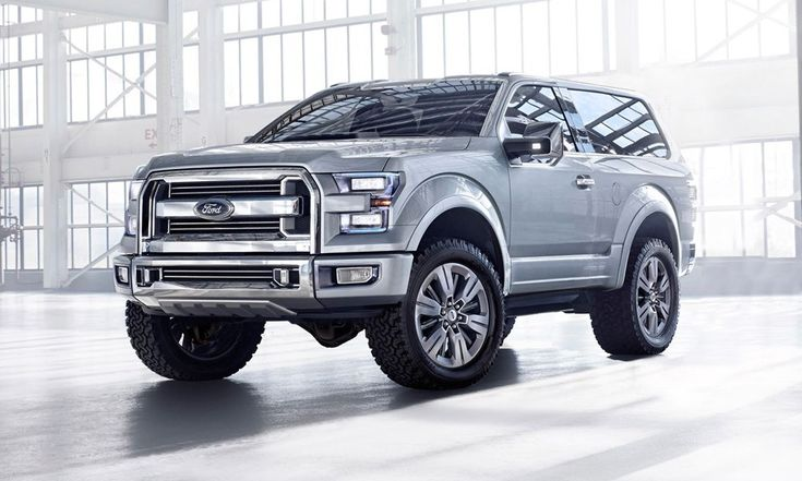 Ford Is Officially Bringing Back the Bronco and Ranger
