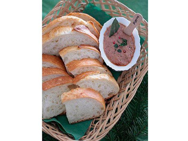 国産小麦と米粉のハースブレッド