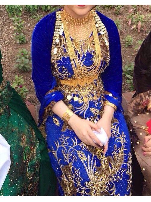 Kurdish clothes - Traditional clothes