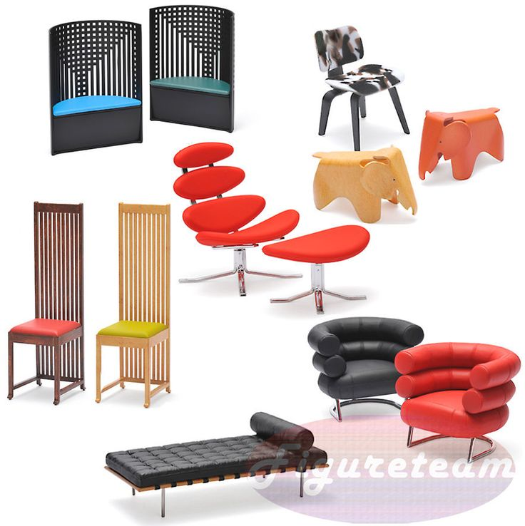 reac miniature chairs 3