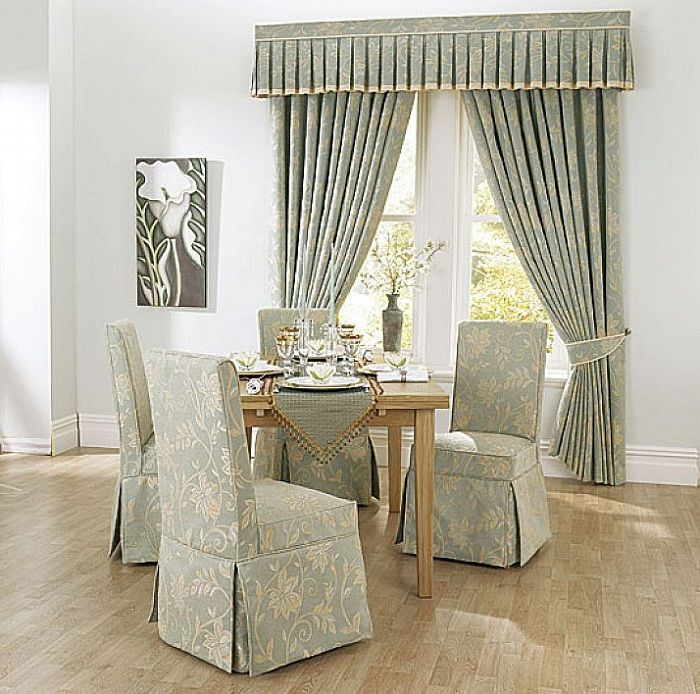 11 best Dining Room Chair Covers images on Pinterest | Dining room ...