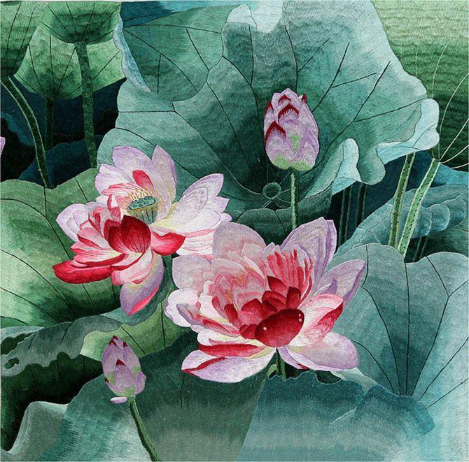Картинки по запросу лотос рисунок япония