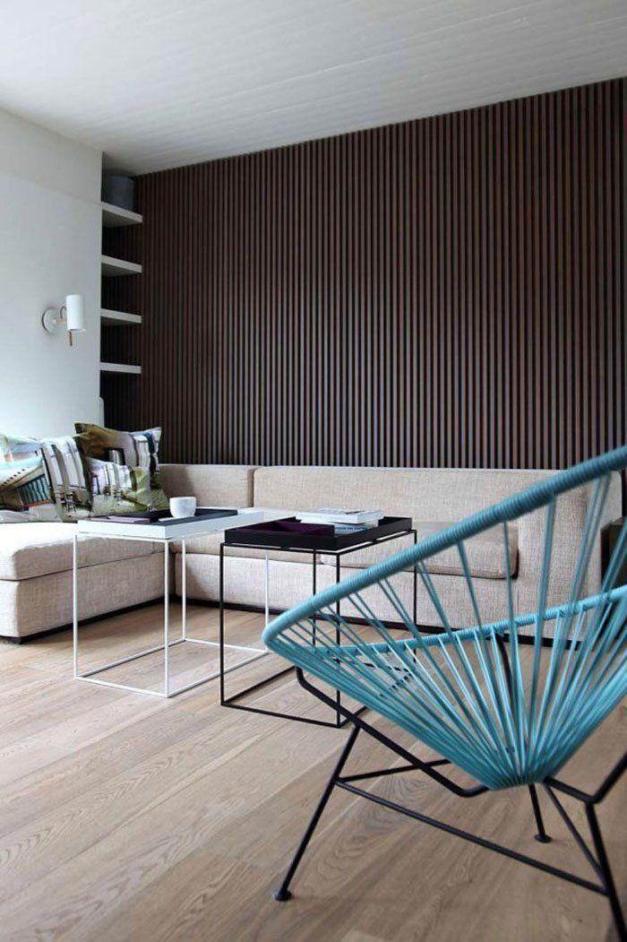 2017 Wanddeko Modern Holz