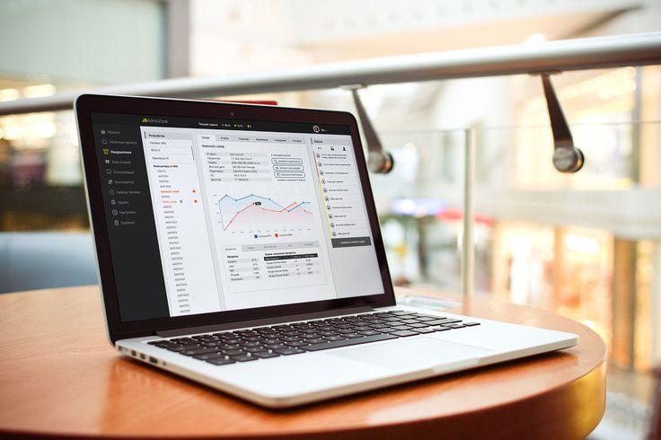 Дизайн интерфейса веб-сервиса - работа дизайнера screaminsky