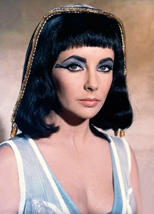 33 best kleopatra images on pinterest ancient egypt - Schminken 20er ...