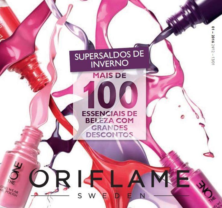 #oriflame #catalogoOriflame #catalogooriflame12016 #beleza #beauty #cosmetics #woman