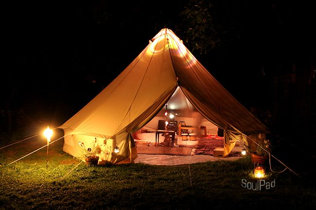 Yep...I want one in my backyard!Parties Tents, Glamping Hens Parties, Canvas Tents, Hens Weekend, Glamping Weekend, Belle Tents, Soulpadbest Tents, Camps Dreams, Soulpad 5000Lite
