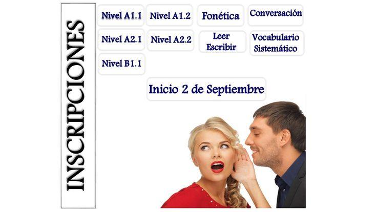 Nuestros próximos cursos!. Para mayor información pueden escribirnos a xplicame@hotmail.com  www.aleman-para-hispanohablantes.com