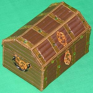 Treasure Chest Embroidery Designs Woodworking Projects Amp Plans