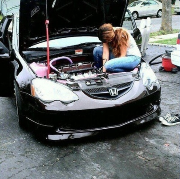 16 Best Images About JDM GIRLS On Pinterest