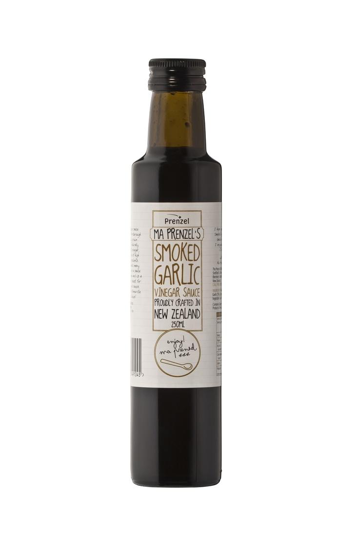 Ma Prenzel Smoked Garlic Sauce   www.prenzel.com