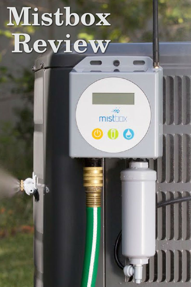 Misting Systems For Ac Units : Best ideas about air conditioner condenser on