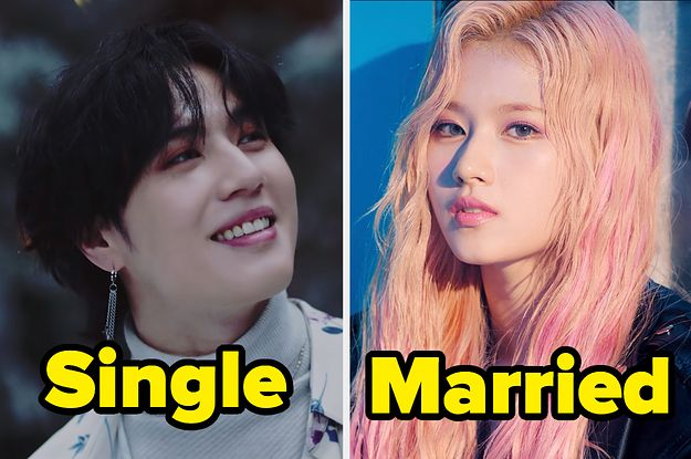 Don T Freak Out When We Guess Your Relationship Status From Your Favorite K Pop Idols Quizzes Pop Idol Personality Quizzes