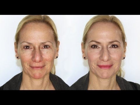 Tutoriel maquillage femmes 45 ans +