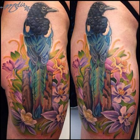 31 best tatoos images on pinterest tattoo ideas columbine flower and columbine tattoo. Black Bedroom Furniture Sets. Home Design Ideas