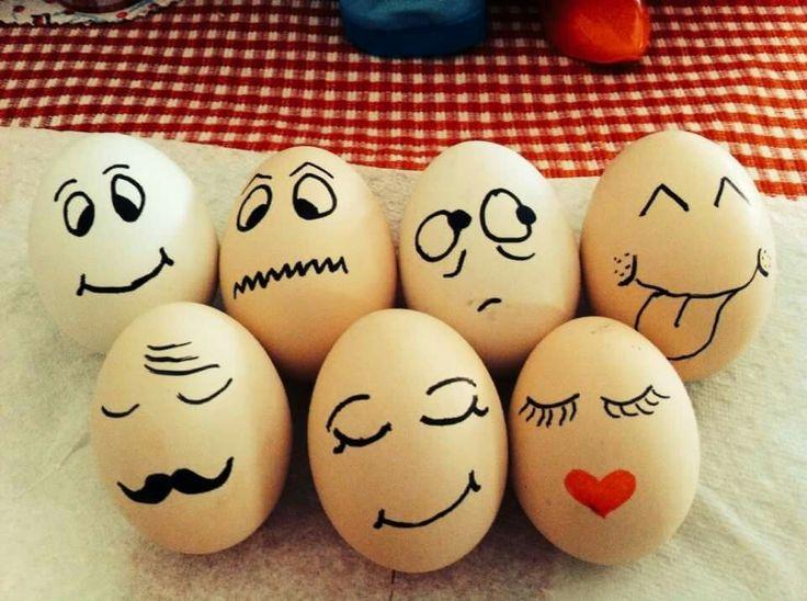 Fanny easter eggs