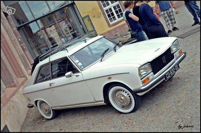 peugeot 304 coupe S